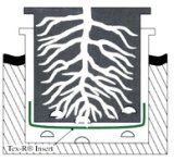 "Tex-R® Root Pruning Fabric Squares 36"" (100 Sqrs)"